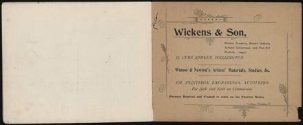 Bennett & Co's Souvenir Views of Palmerston North 12