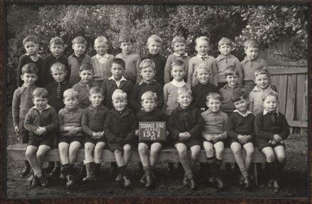 Terrace End School - Primer 1, 1937