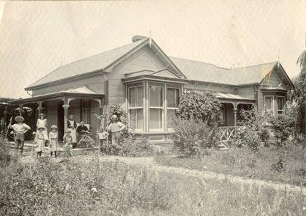 Chapman family home