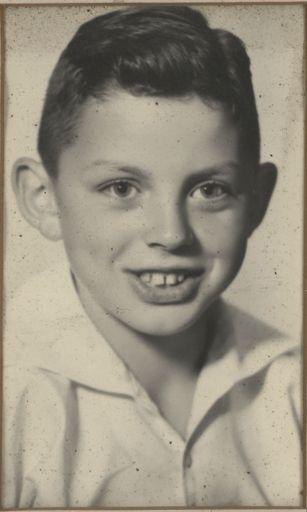 Richard John William - Terrace End School Dux, 1943