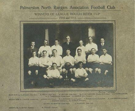 Palmerston North Rangers Football Club