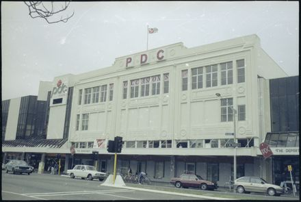 PDC Building, The Square