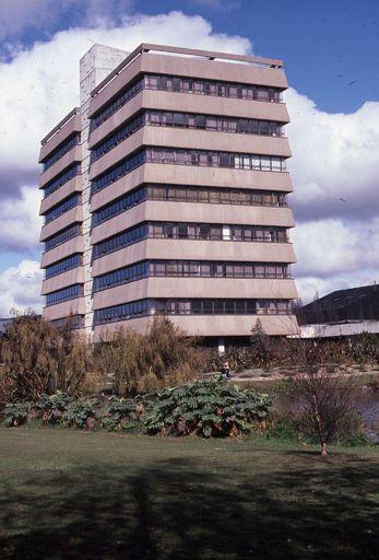 The Vet Tower, Massey University Palmerston North Campus