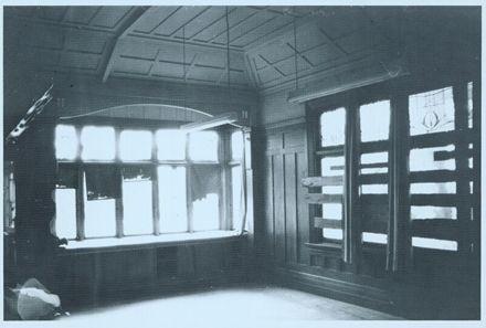 Caccia Birch House, Pre-Revitailisation, 1980 13