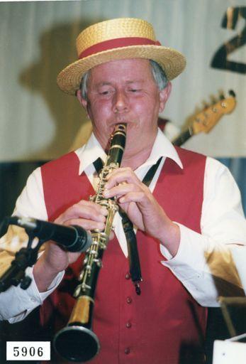 Bernard Greenlees, Manawatū Jazz Festival