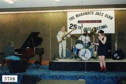 Emanon, Manawatū Jazz Festival