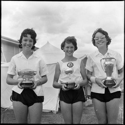 """Girls' High School Athletic Champions"""