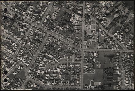 Aerial map, 1966 - F14