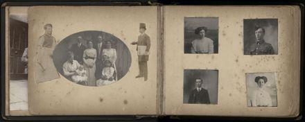 R.E. (Dick) Moxon - Photograph and news clipping album - 5