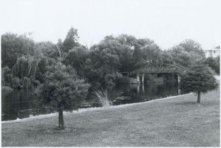 Hokowhitu Lagoon, Palmerston North