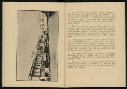 City of Palmerston North Municipal Hand Book 1937 16