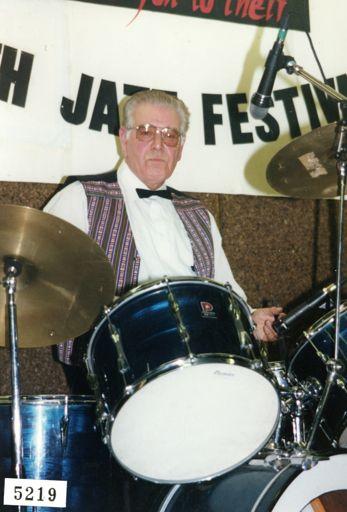 Jim Morrell, Manawatū Jazz Festival