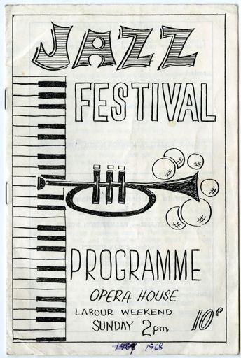 Jazz Festival Progamme, 1967