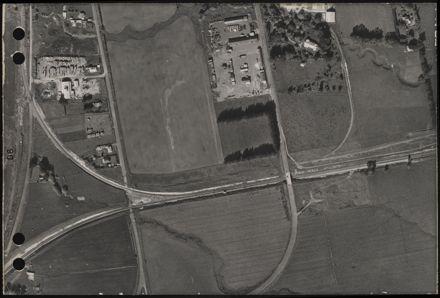 Aerial map, 1966 - D6