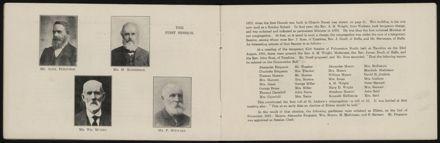 St Andrew's Church Jubilee Souvenir, 1879-1929 5