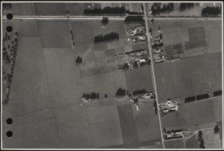 Aerial map, 1966 - L6