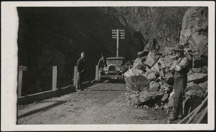 Manawatū Gorge Photograph Album - 84