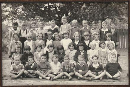 Terrace End School - Primer 1, 1939