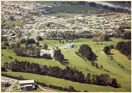 Hokowhitu Golf Course