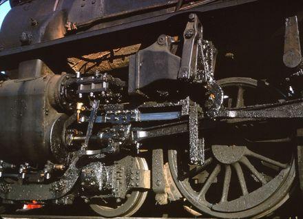 J Class Locomotive motion