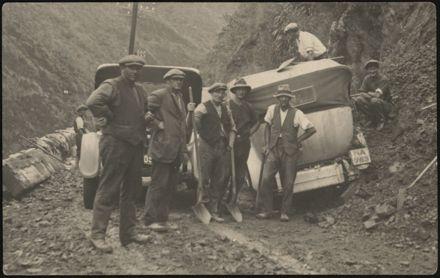 Manawatū Gorge Photograph Album - 71