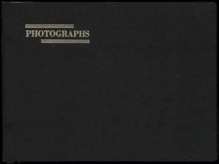 Alexander Clark Photograph Album