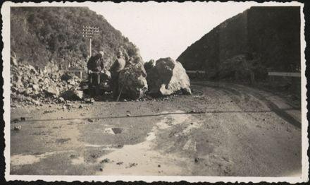Manawatū Gorge Photograph Album - 73