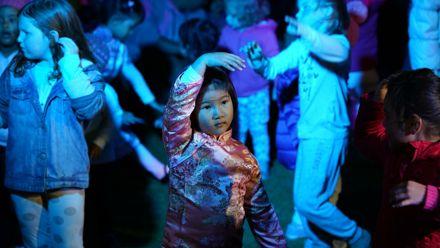 Festival of Cultures Lantern Parade 2018