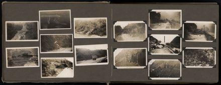 Manawatū Gorge Photograph Album - 15