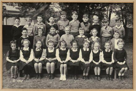 Terrace End School - Room 8, 1949