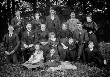 Richardson Family, Kimbolton