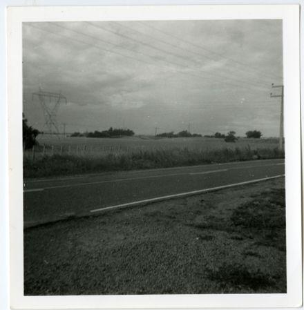 Dixon's Line, Bunnythorpe