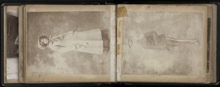 R.E. (Dick) Moxon - Photograph and news clipping album - 10