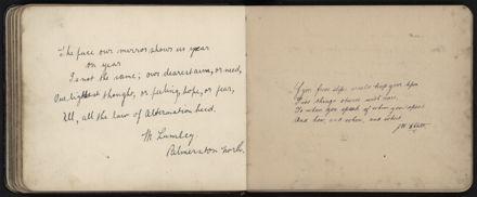 Lumley Autograph Album