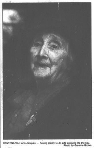 Ann Jacques