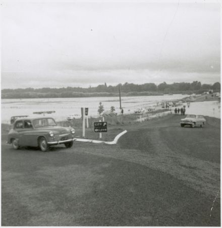 Flood of 1965 - Pioneer Highway