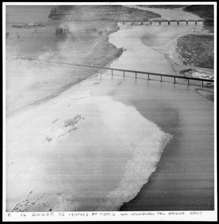 Longburn Rail Bridge