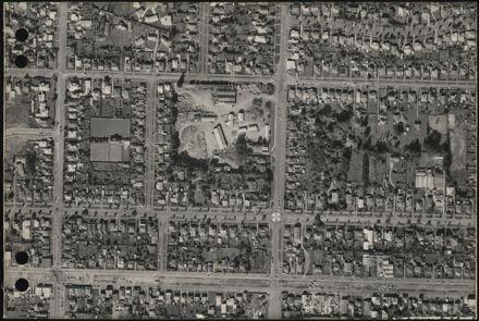Aerial map, 1966 - F11