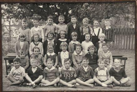 Terrace End School - Primer 2, 1939