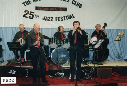 The Bill West Jazz Band, Manawatū Jazz Festival