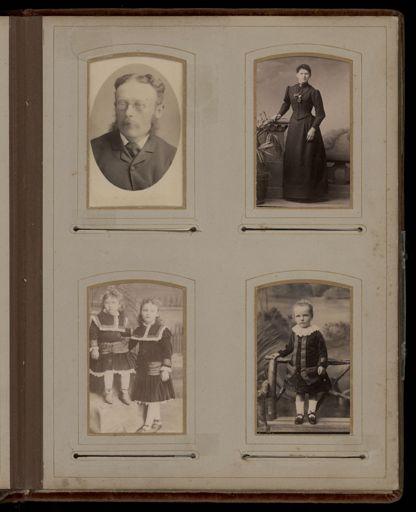 Anderson Photograph Album