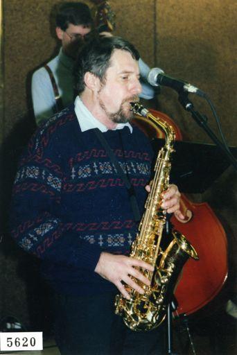 Murray Biggs, Manawatū Jazz Festival