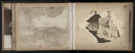 R.E. (Dick) Moxon - Photograph and news clipping album - 8
