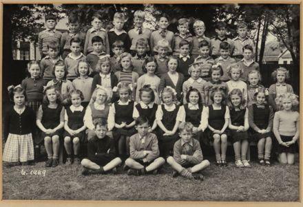 Terrace End School - Room 6, 1949