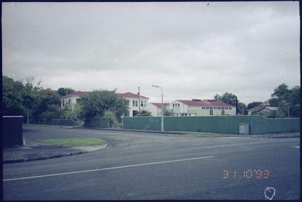 Saint Josephs Convent School Prior to Demolition, Carroll Street and Fitchett Street