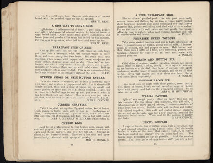 Town and Country Patriotic Women Worker's Cookery Book: Page 24
