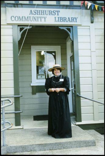 Ashhurst Post Office Building Centenary