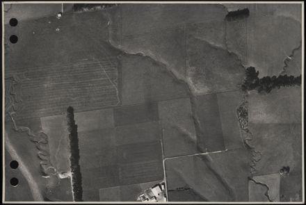 Aerial map, 1966 - J20