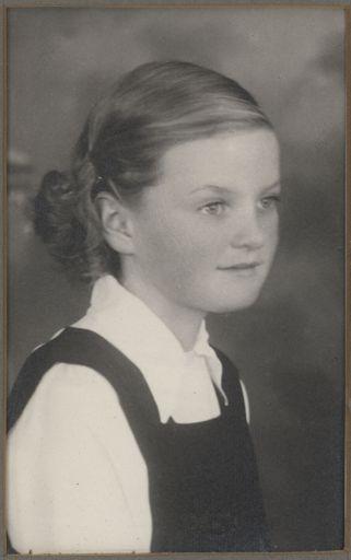 Margaret Minto - Terrace End School Dux Equal, 1942