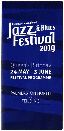 Manawatu International Jazz and Blues Festival 2019